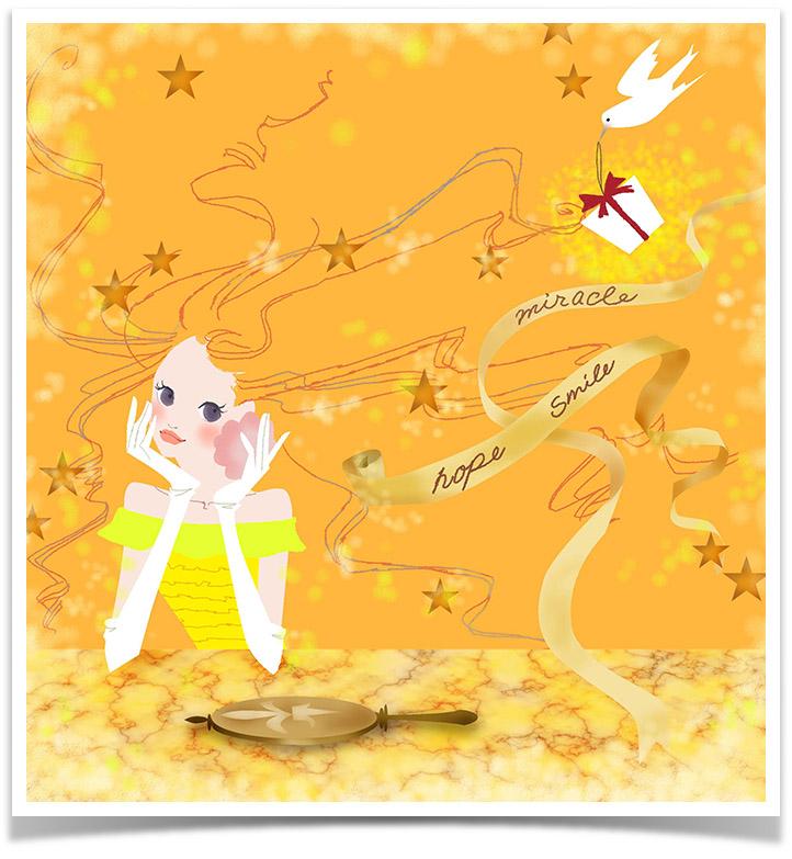 WISDOM 智慧の言葉 美しく生きるための9つの知恵 第3章 光の瞬き