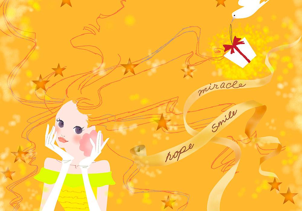 LINA EDA リーナ・エダ WISDOM 智慧の言葉 美しく生きるための9つの知恵 第3章 光の瞬き